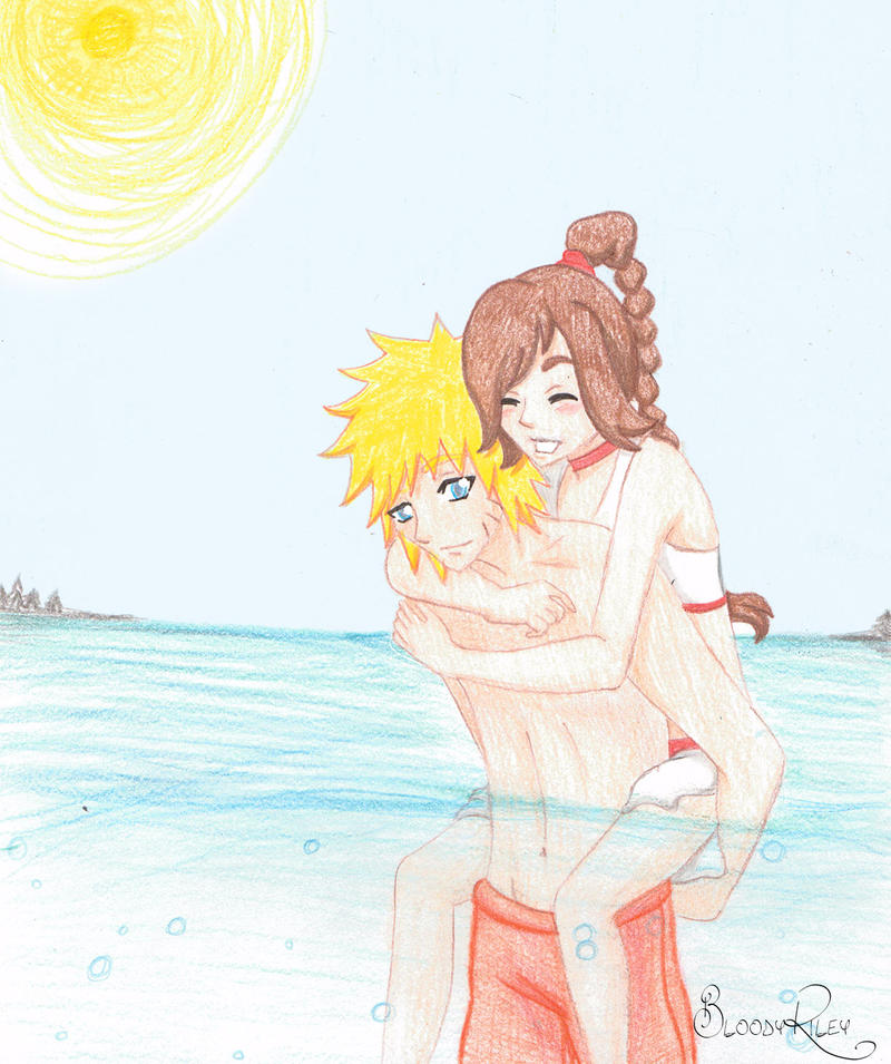 Naruto and rias love fanfiction