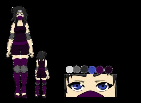 Hisoka Ume - Naruto OC