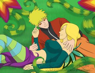 Flowers and Sage's - Naruto and Cornelia