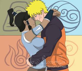 United Heroes - Naruto and Korra