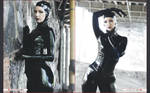 Pandalie in Kultur Mag issue 47 Heavy Rubber III by Pandalie