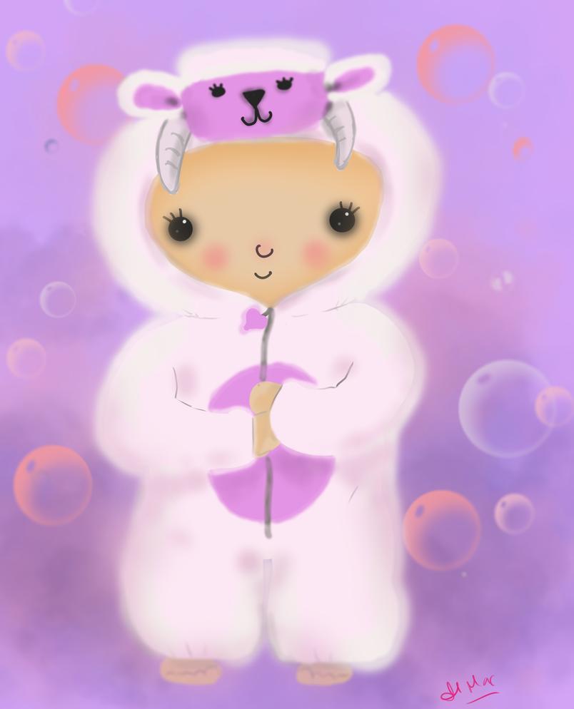 Kayleigh onesie by AliMacArt