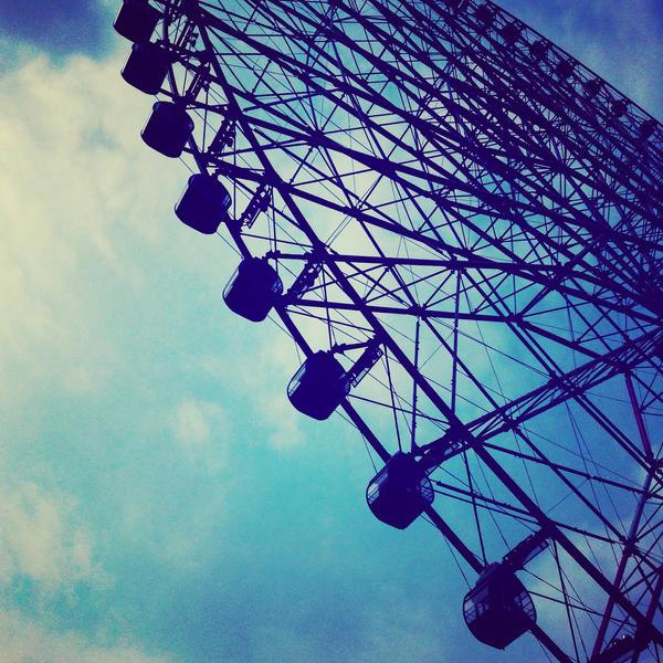 Ferris wheel 2 by yumi71