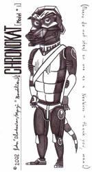 ChronoKat The Meerborg by aladasian
