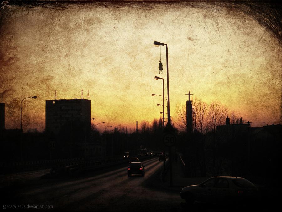 social suicide by scaryjesus