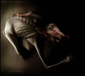 Dead Inside Me by scaryjesus