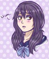 Heat-Haze: Sophie Doodle by Vocaloid105