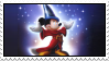 Disney Fantasia stamp by Pouasson-de-oro