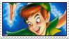Disney Peter Pan stamp by Pouasson-de-oro
