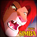 King Simba Avatar by Pouasson-de-oro