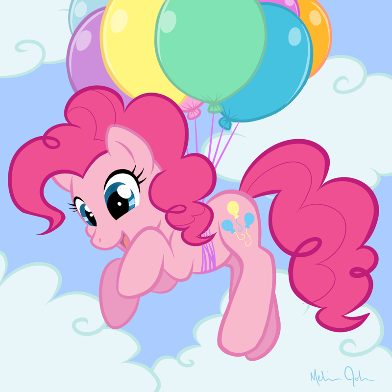 Pinkie Pie by nauticaldog