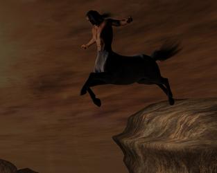 Leap by IceDragonArt