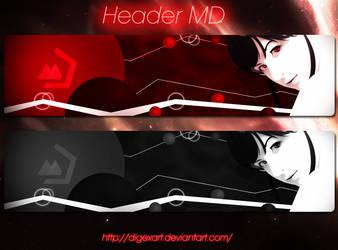 Header MD by DigexArt