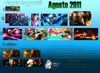 TagWall Agosto 2011 by DigexArt