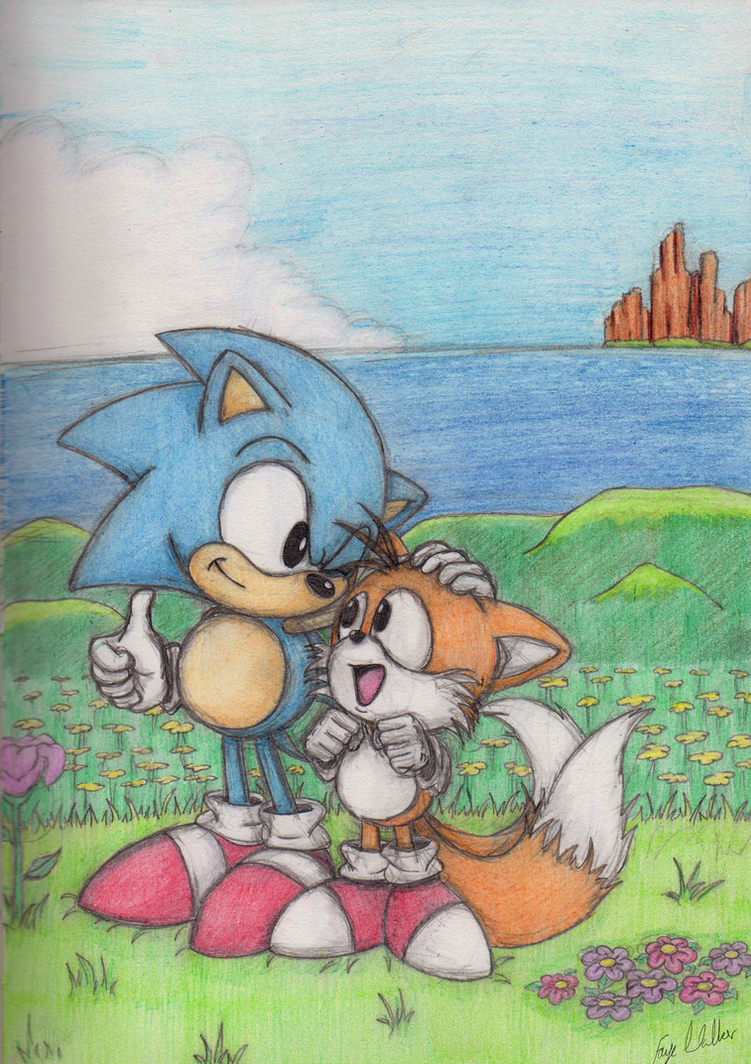 Emerald Hill Zone, BABY! by FaithStarLight