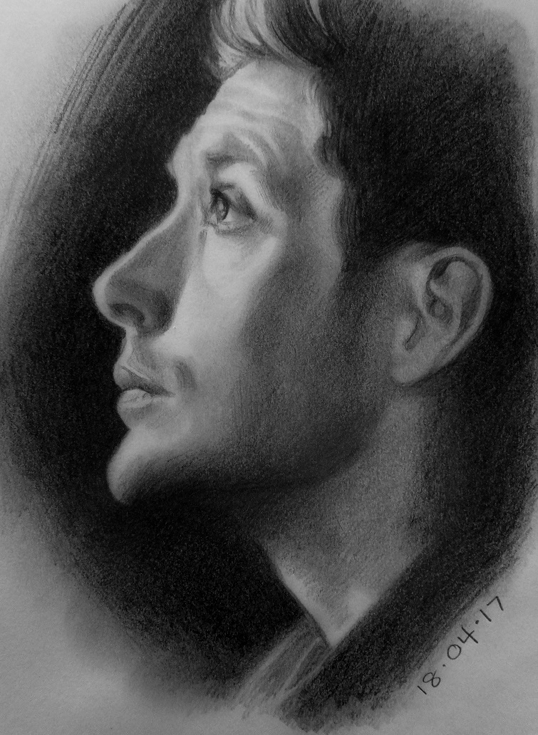 Another Dean Sketch...