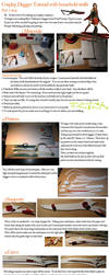 Dagger Tutorial with household stufs Part 1 by IjiRyushippo
