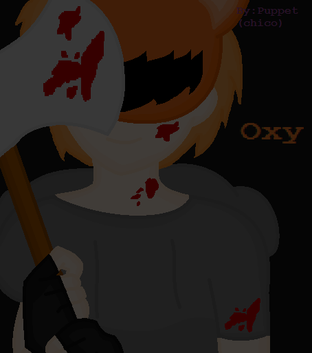 Oxy by FoxKiller256