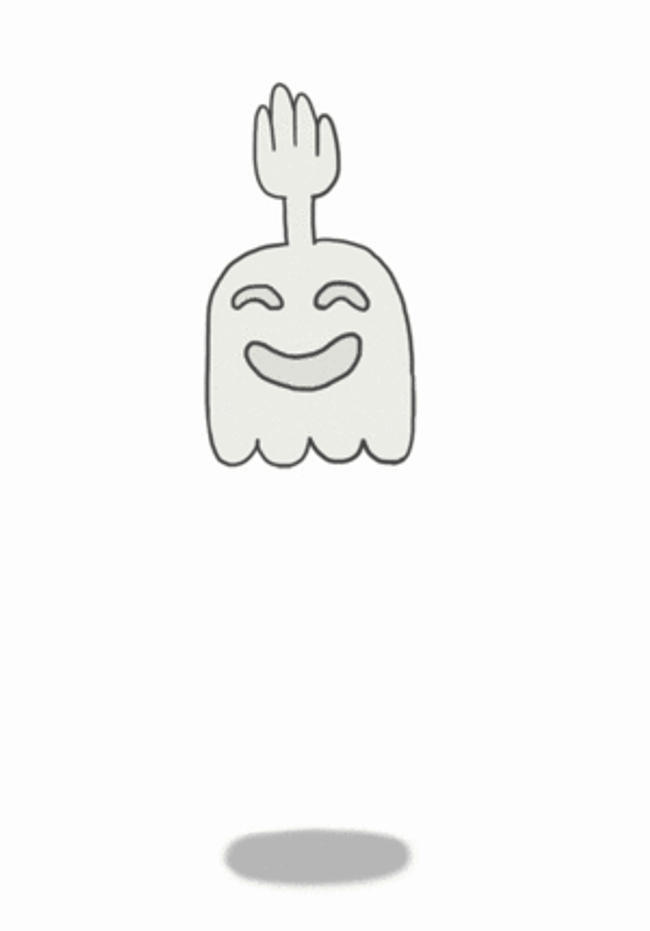 How to draw high five ghost regular show apps directories