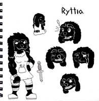 Ryttia [OC] by Jonas-D