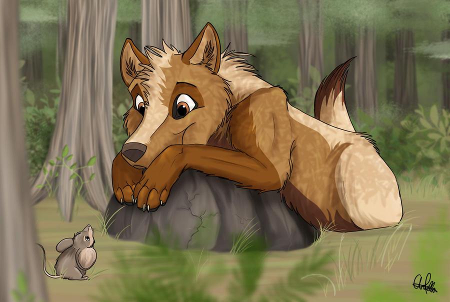 Slyrunner by Spiritwollf