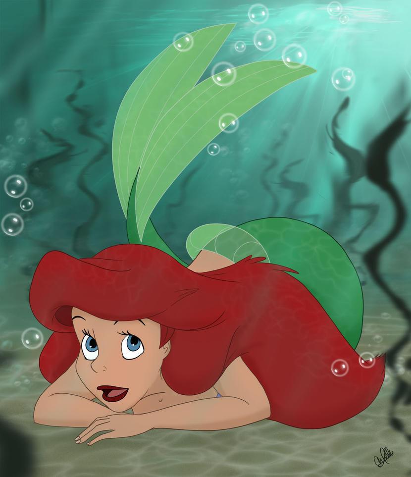 The little mermaid tumblr