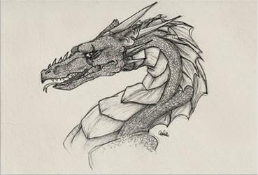 Dragon by Spiritwollf