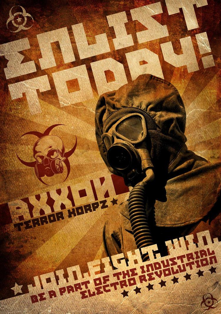 Axxon Terror Korpz by axxon