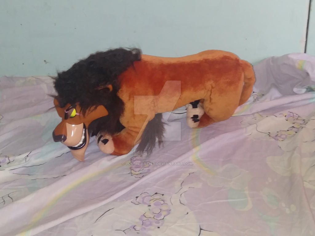 Lion King Trash 3 by Plush-Artist