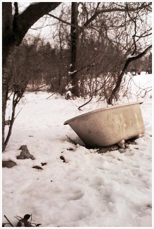 The Bath by tycity