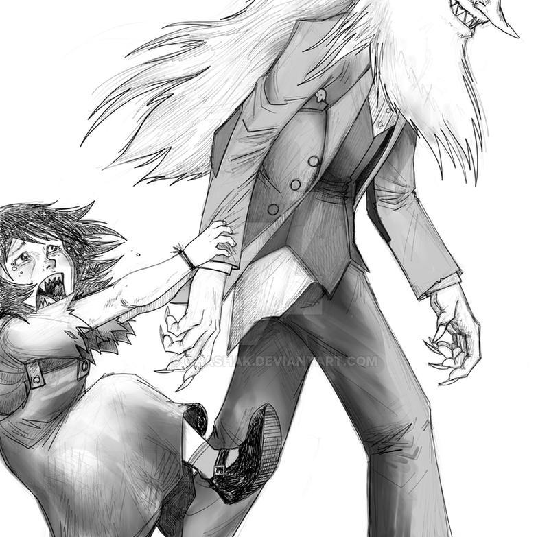 Marcy's Futility by Ghashak