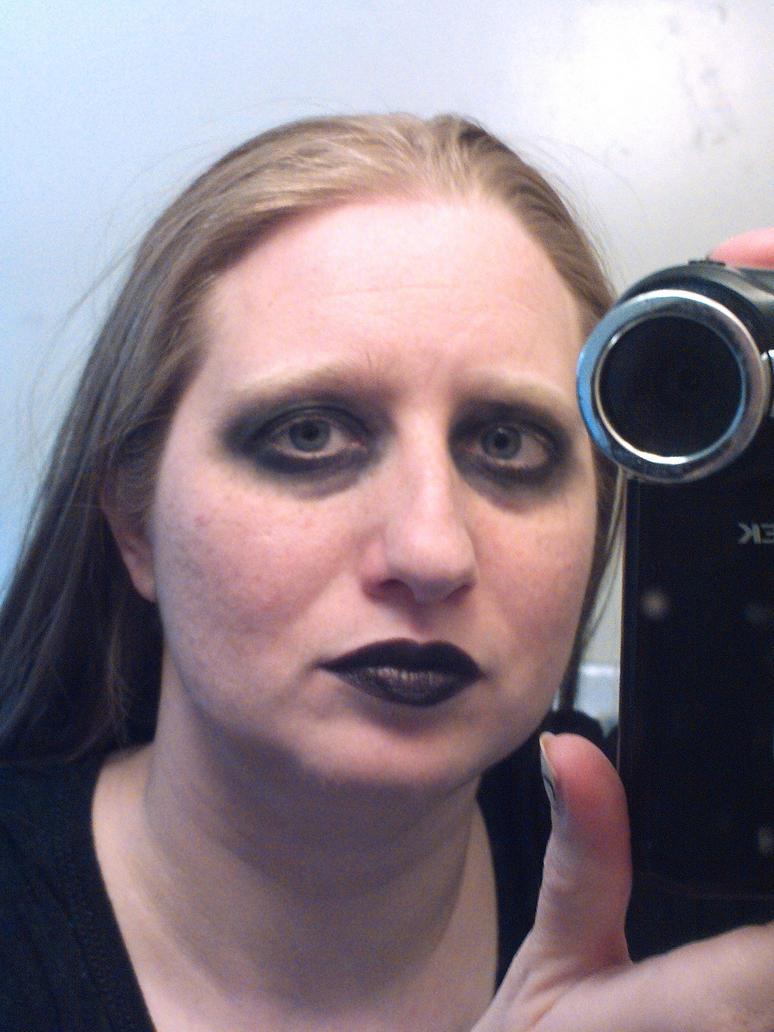 Sooty Face by LovedPurpleAngelWife