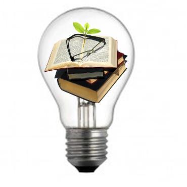 Lightbulb Of Knowledge - Stock Photo by LovedPurpleAngelWife