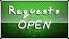 Requests Open Stamp by SlideyStamps