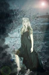 queen of rain by CGIRL21