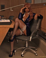 Casey Reed 457 by Cosmics-3D-Angels