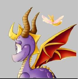 Spyro Solo by 1ByteRak