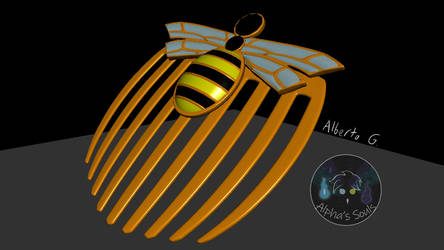 The Hair Comb of the Bee (Miraculous Form}