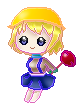 Pixel for Butterzup by flandre495