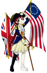 Traitor of the American Revolution by flandre495
