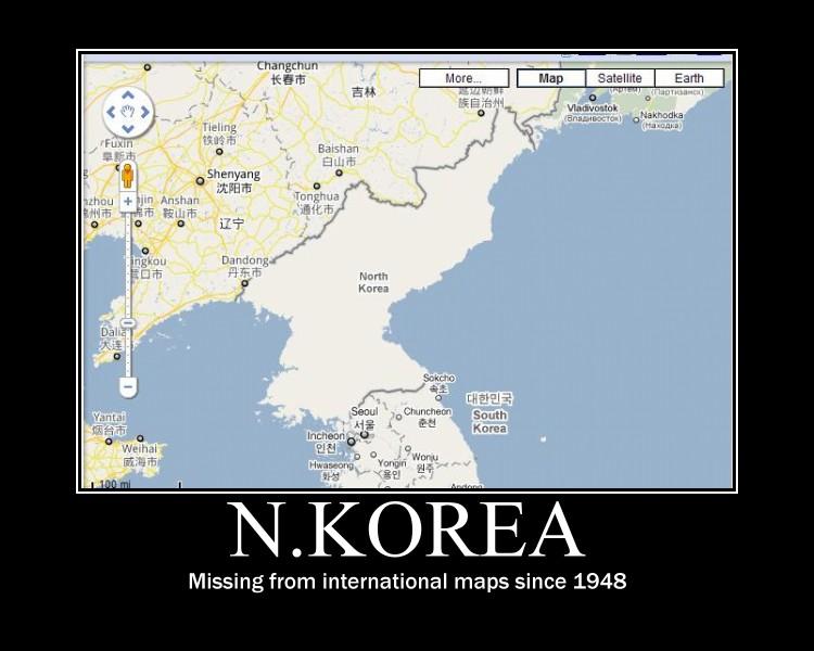 Google N.Korea Motivational by kinyomitsu