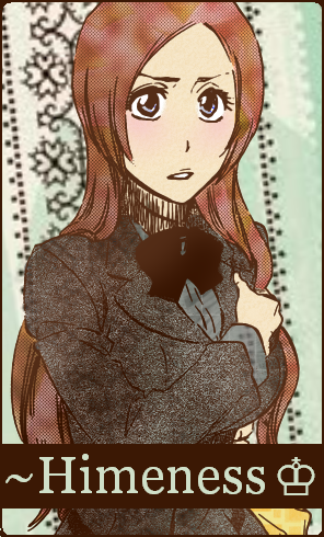 Orihime ID - Manga Coloring by Himeness