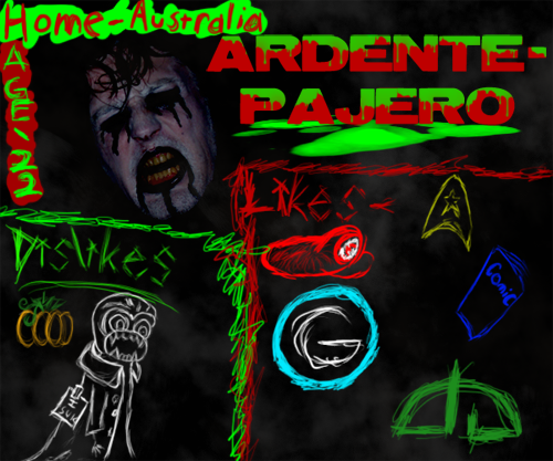 Ardente-Pajero's Profile Picture