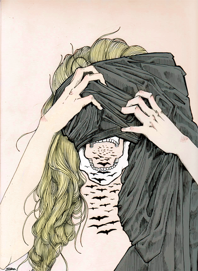 Invisible Monsters by ShivaFuyu on DeviantArt