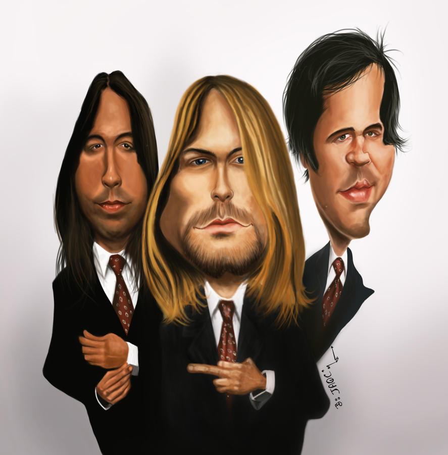 Nirvana by jimort