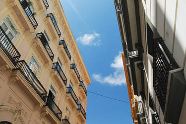 buildings. by xheartsandcirclesx