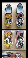+custom shoes+ aristocracy