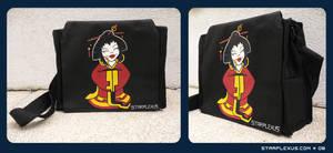 +custom bag+ geisha by starplexus