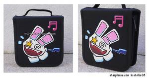 custom designed CD wallet by starplexus