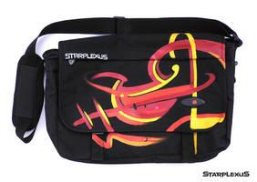 custom bag - abstract chello by starplexus